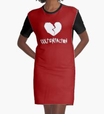 XXXTENTACION MERCH Graphic T-Shirt Dress