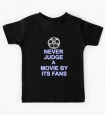 Never Judge A Film Kids Clothes