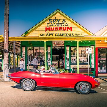 Spy & Camera Museum by kapturlight