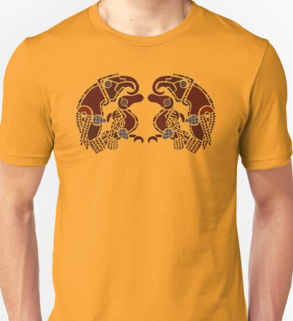 Imagining Sutton Hoo: The Eagles T-Shirt
