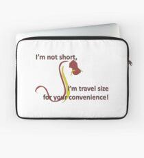 Travel Size Laptop Sleeve