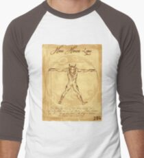 Turn to page 394 Men's Baseball ¾ T-Shirt