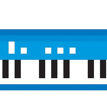 Keys by linarangel