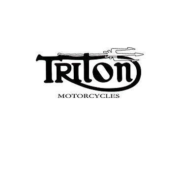 Triton Motorcycles by councilgrove