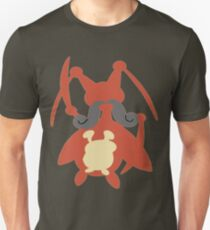 Mustash Bug Unisex T-Shirt