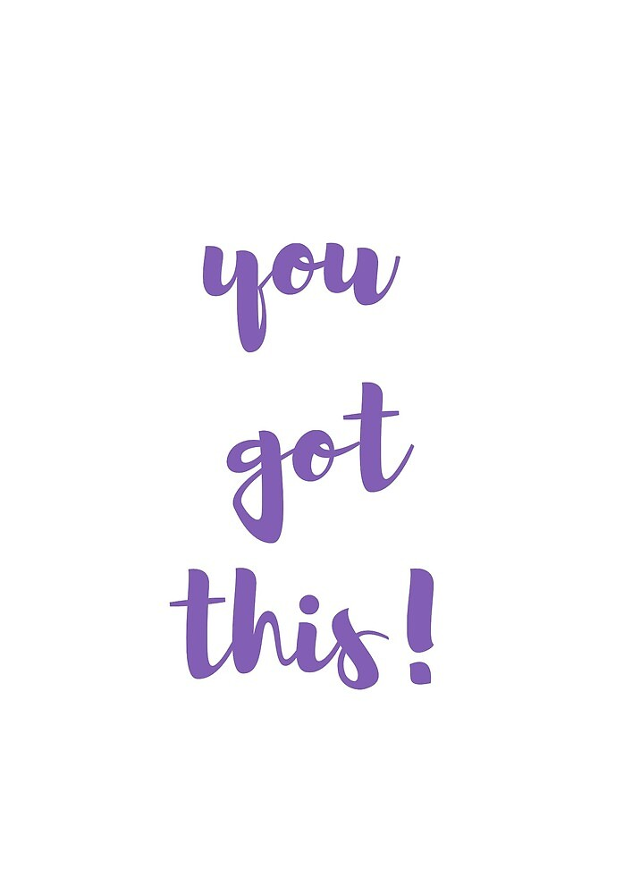YOU GOT THIS by K Casey