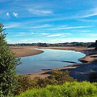 Orewa River - at low tide.....!! by Roy  Massicks