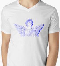 Blue Angel Men's V-Neck T-Shirt
