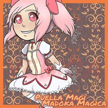Puella Magi Madoka Magica by venxia