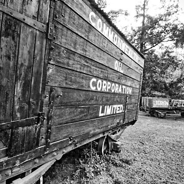 Commonwealth Oil Corporation. by Ian17