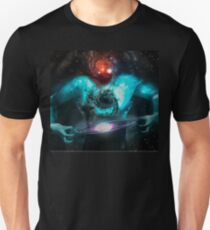 Possess the Galaxy in the Grasp of Your Hands Unisex T-Shirt
