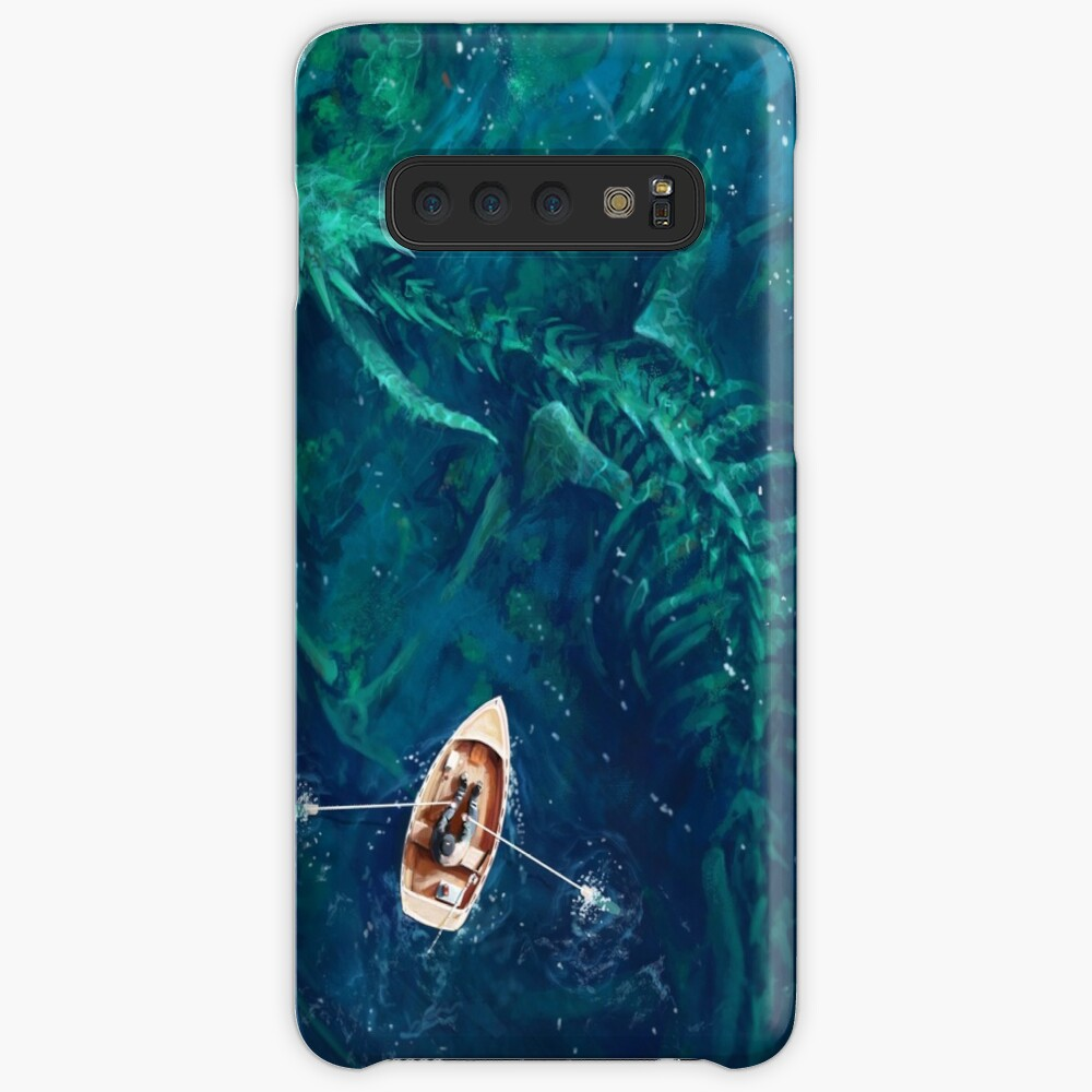 Dragon bones Cases & Skins for Samsung Galaxy
