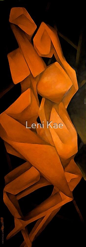 Passion's Orange by Leni Kae