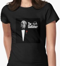 Top Gear - The Godfather Decal Women's Fitted T-Shirt