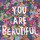 You are Beautiful by uzualsunday