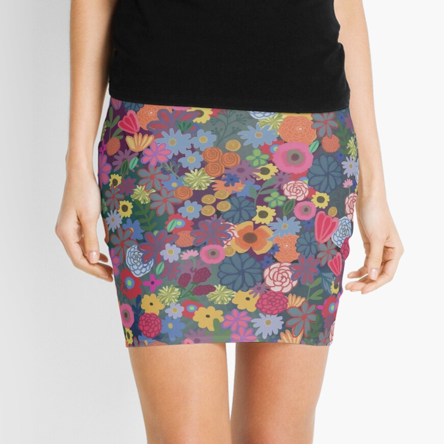 You are Beautiful Mini Skirt