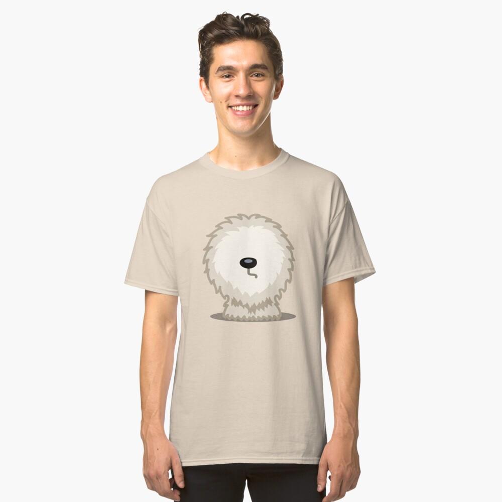 Old English Sheepdog tshirt - Dog Gifts for Sheepdog and Sheep Dog Lovers Classic T-Shirt