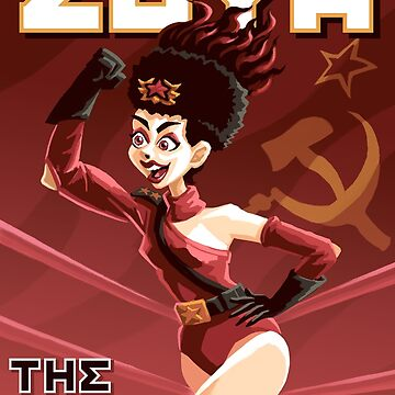 The Destroya! by shirtypants