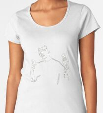 Bruce Lee Legend Women's Premium T-Shirt