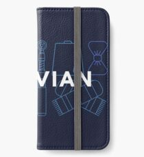 Doctor Who - Whovian iPhone Wallet/Case/Skin