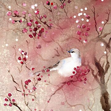 Bird in the Berries by lilypang