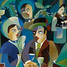 THE DINERS by Thomas Andersen