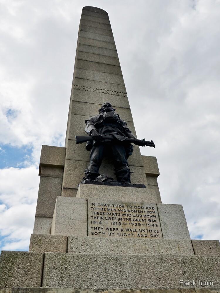 Grange Hill War Memorial, West Kirby, Wirral by Retiree
