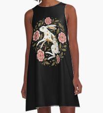 Entangled A-Line Dress