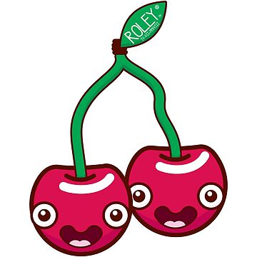 Cute Cherry design by Roley by RoleyShop
