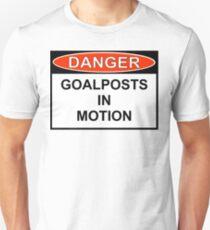 Danger - Goalposts In Motion T-Shirt