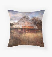 Wattle Flats Throw Pillow