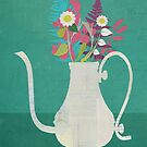The Ornamental Teapot by Sarah Jarrett