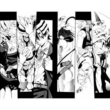 soul eater manga by Zenixer