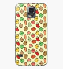 Cute fruit and veg Case/Skin for Samsung Galaxy