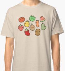 Cute fruit and veg Classic T-Shirt