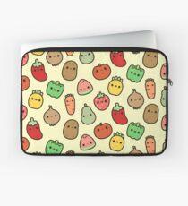 Süßes Obst und Gemüse Laptoptasche