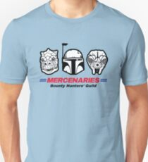 Mercenaries Unisex T-Shirt