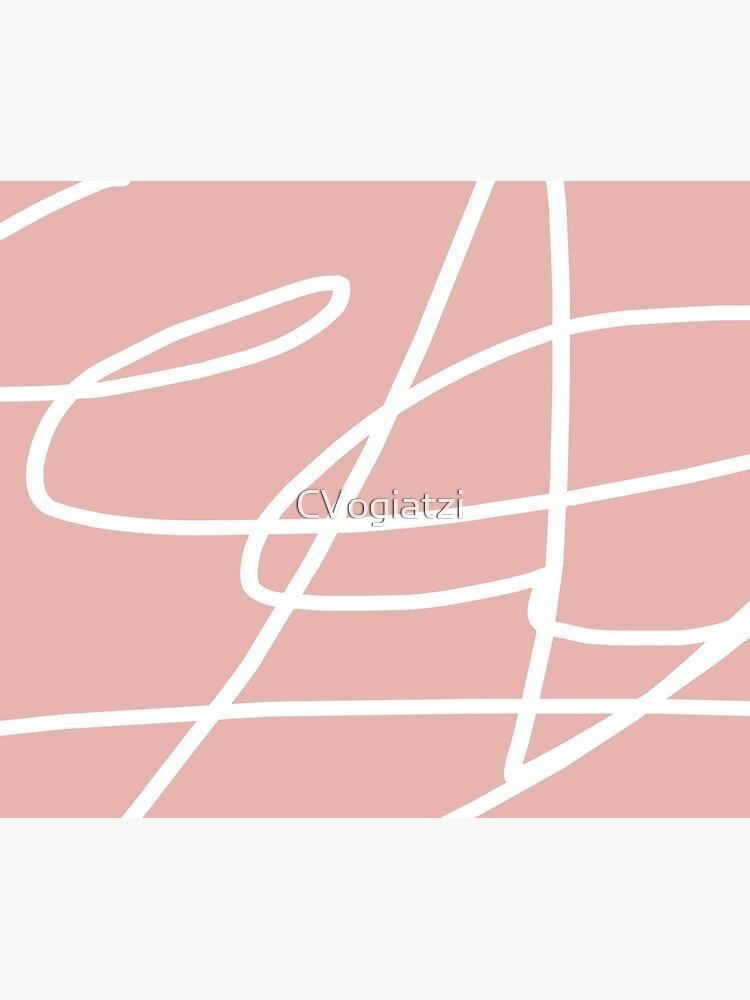 Paint Rose Charm I by CVogiatzi
