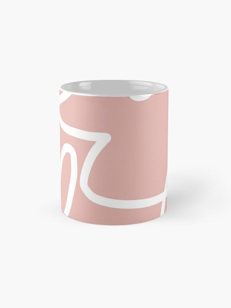 Alternate view of Paint Rose Charm II Mug
