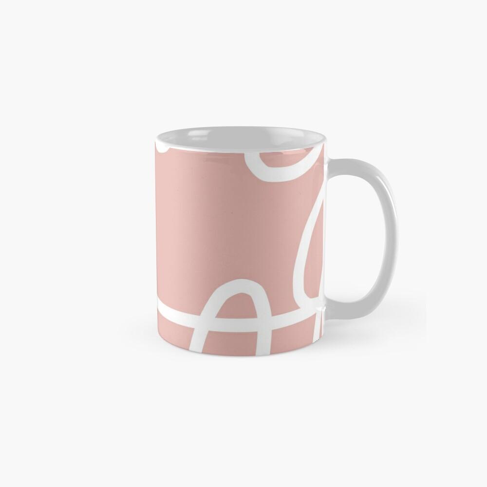 Paint Rose Charm II Mug