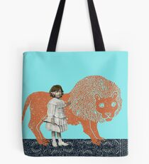 Pet Lion Tote Bag