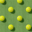 BALLS / Tennis (Grass Court) / Muster von Daniel Coulmann