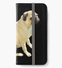 Grumpy Pug iPhone Wallet/Case/Skin