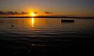 Sunrise - Tin Can Bay, Queensland, Australia by Paul Gilbert