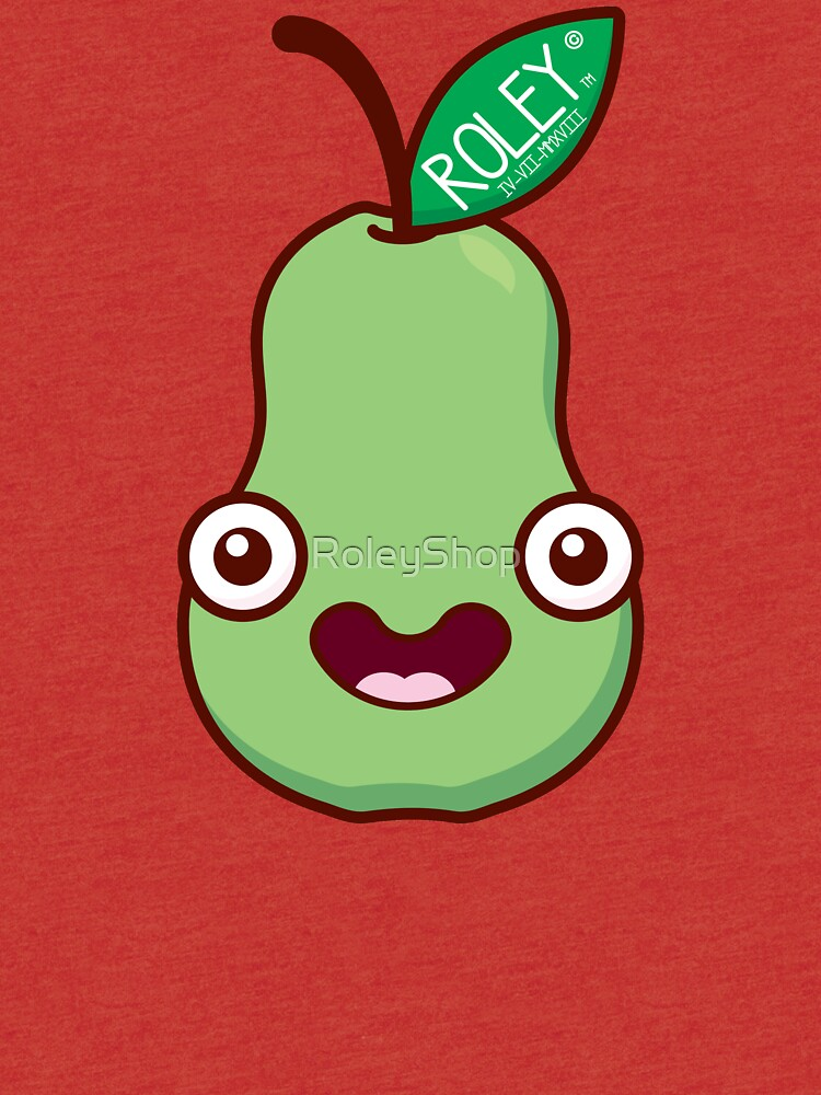 Cute Pear design by Roley by RoleyShop