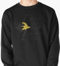 Beutiful and Charming Tshirt Design Ice Skater Pullover