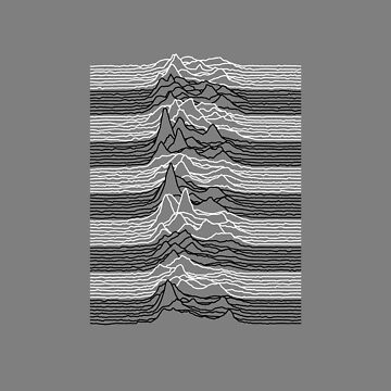 Joy Division - Unknown Pleasures [Zebra Remix] by hein77