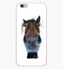 HORSE PRiNT 'HAPPY HARRY' BY SHiRLeY MacARTHuR iPhone Case