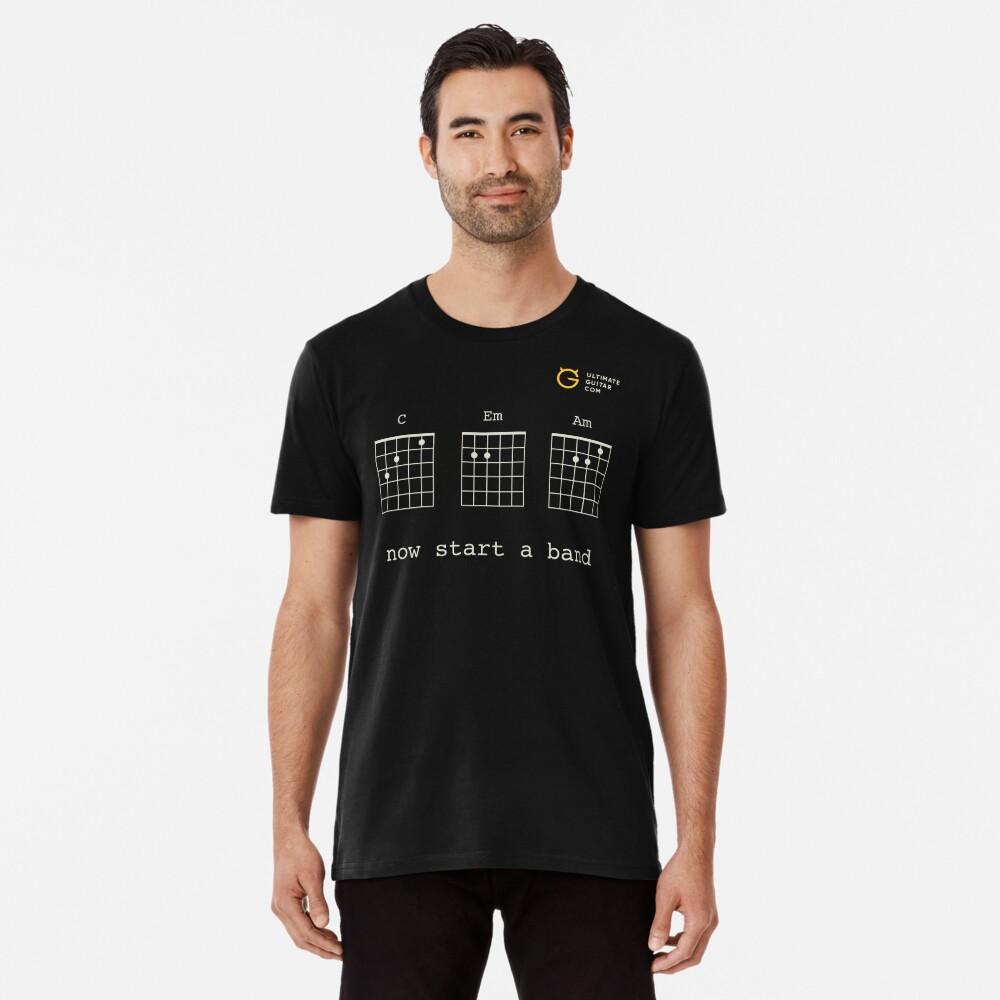 START EINE BAND Premium T-Shirt
