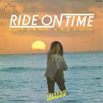 Ride on Time (1980) | Tatsuro Yamashita by muwumbe